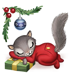 Home for the Holidays Facebook sticker #18