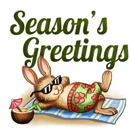 Home for the Holidays Facebook sticker #20