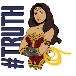 Justice League Facebook sticker #5