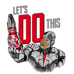 Justice League Facebook sticker #14