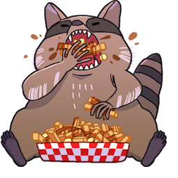 Facebook Stickers Keener Critters