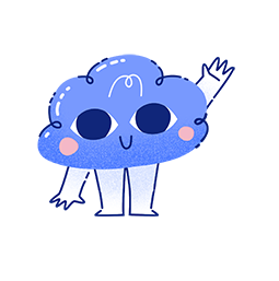 Facebook / Messenger Kumo Sticker #1