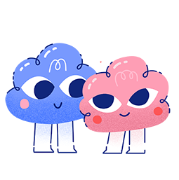 Kumo Facebook sticker #6