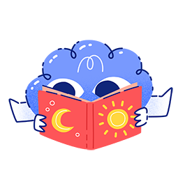Kumo Facebook sticker #7