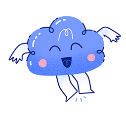 Kumo Facebook sticker #8