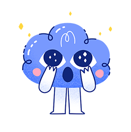 Kumo Facebook sticker #11