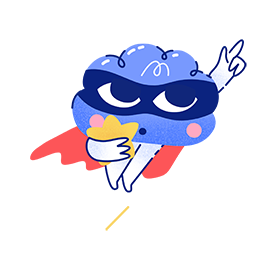 Kumo Facebook sticker #16