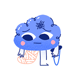 Kumo Facebook sticker #18
