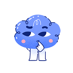 Kumo Facebook sticker #19