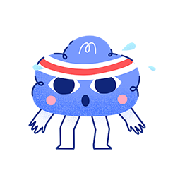 Kumo Facebook sticker #22