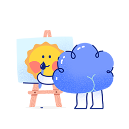 Kumo Facebook sticker #23
