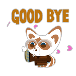 Kung Fu Panda Facebook sticker #12