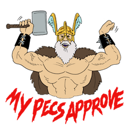 Kung Fury Facebook sticker #23