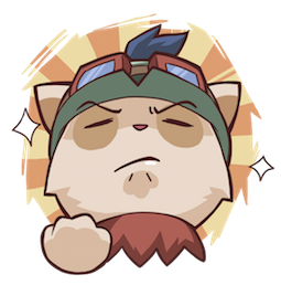 League of Legends Facebook sticker #23