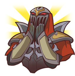 League of Legends Facebook sticker #24