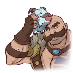 League of Legends Facebook sticker #36