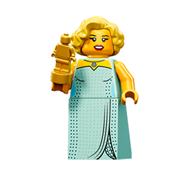 Minifiguras LEGO Facebook sticker #8