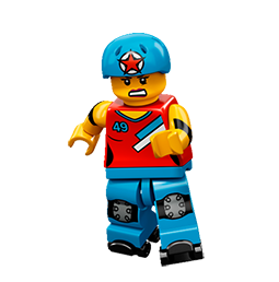 Minifiguras LEGO Facebook sticker #19