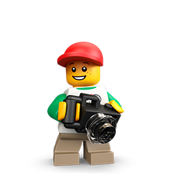 Minifiguras LEGO Facebook sticker #21