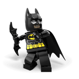Minifiguras LEGO 2 Facebook sticker #1