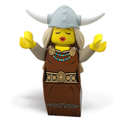 Figurines LEGO 2 Facebook sticker #2
