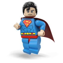 Sticker de Facebook / Messenger Minifiguras LEGO 2 #7