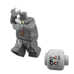 Minifiguras LEGO 2 Facebook sticker #8