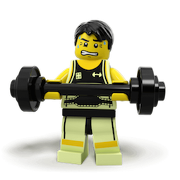 Figurines LEGO 2 Facebook sticker #9