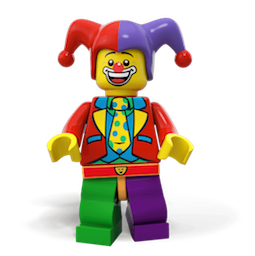 Minifiguras LEGO 2 Facebook sticker #10