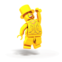 Minifiguras LEGO 2 Facebook sticker #11