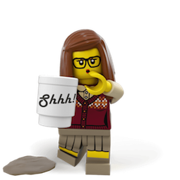 Minifiguras LEGO 2 Facebook sticker #13