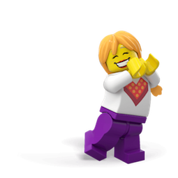 Minifiguras LEGO 2 Facebook sticker #14