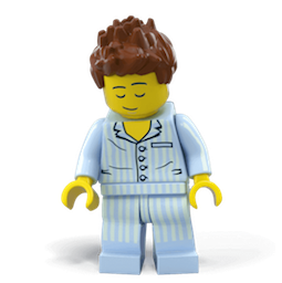 Minifiguras LEGO 2 Facebook sticker #16