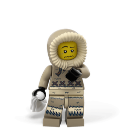 Minifiguras LEGO 2 Facebook sticker #18