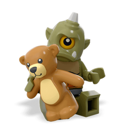 Figurines LEGO 2 Facebook sticker #20
