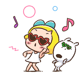 Lemon & Sugar Facebook sticker #4