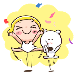 Lemon & Sugar Facebook sticker #6