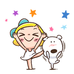 Lemon & Sugar Facebook sticker #12