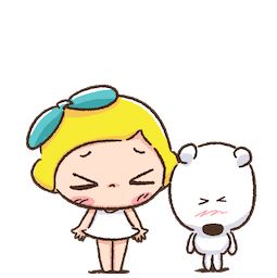 Lemon & Sugar Facebook sticker #16