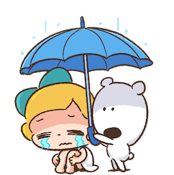 Lemon & Sugar Facebook sticker #19