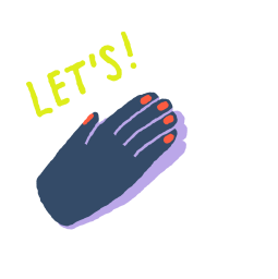 Allons-y ! Facebook sticker #2