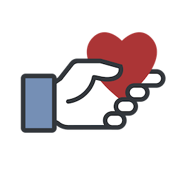 Facebook / Messenger Likes Sticker #4