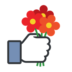 Likes Facebook sticker #5
