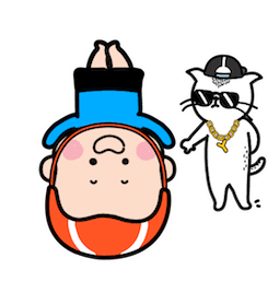 Little Brother, Yam Facebook sticker #20