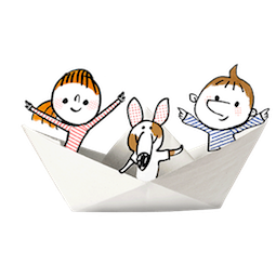 Kleine Matrosen Facebook sticker #8