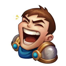 LoL: Wild Rift Facebook sticker #11