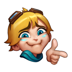 LoL: Wild Rift Facebook sticker #14