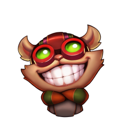 LoL: Wild Rift Facebook sticker #15