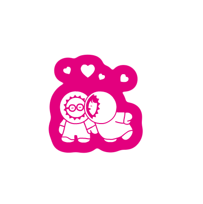 Love is in the Air Facebook sticker #2