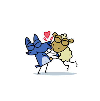 Love is in the Air Facebook sticker #16
